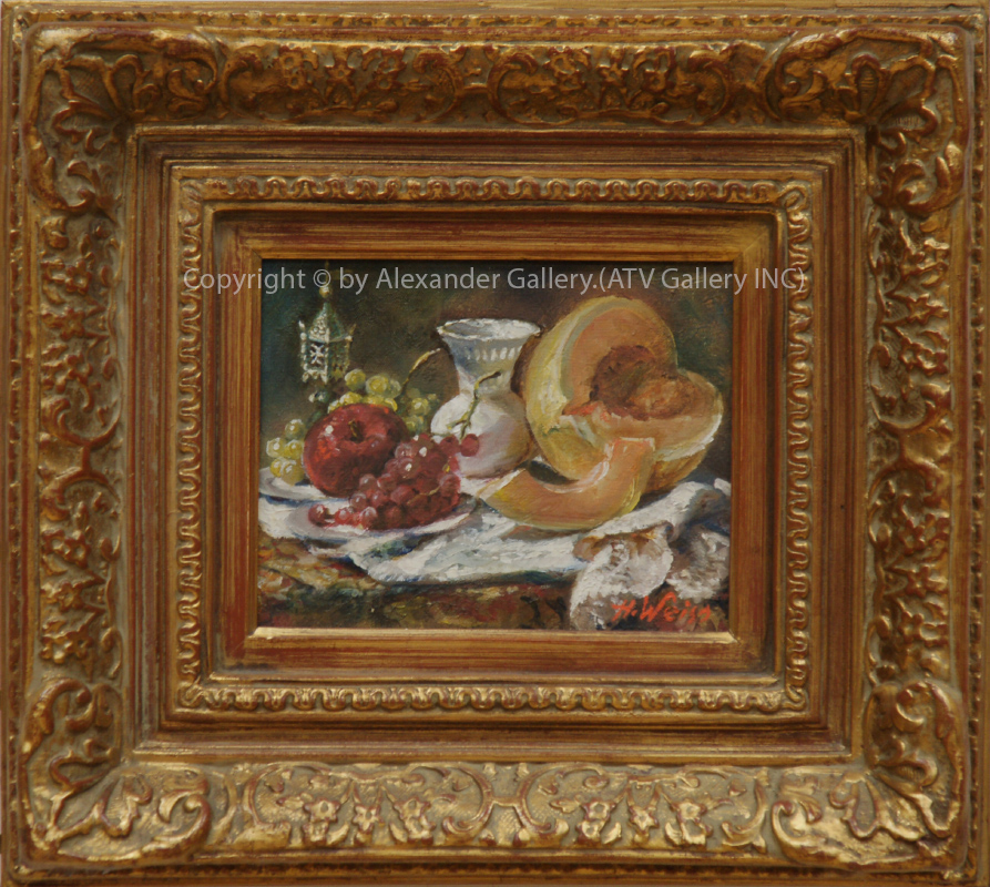 Still Life V.Framed..