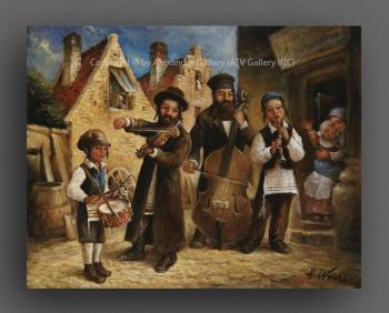 Weiss Klezmers IV. by H. Weiss