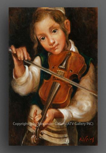 Young Klezmer. by H. Weiss